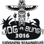 Jog-A-Bunga 2016 Outlined fonts